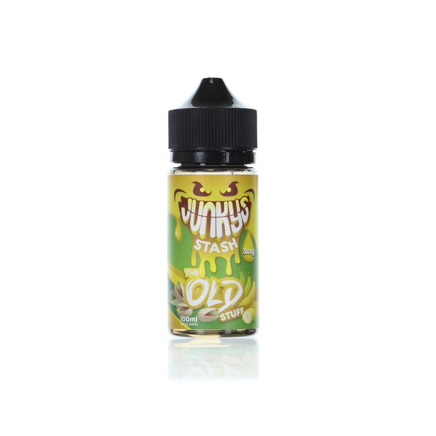 The Old Stuff - Junkys Stash - 100ML
