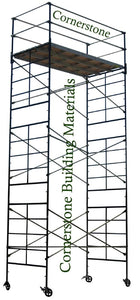 "5'W x 10'L x 20'8""H Scaffold Rolling Tower (5X10X20-8DL)"