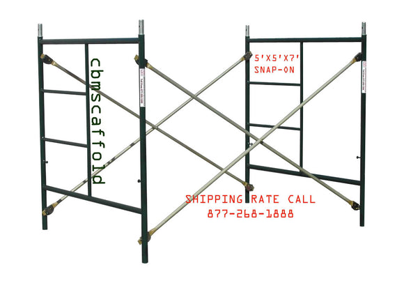 5' x 5' Snap-on Frame Set (FS55)