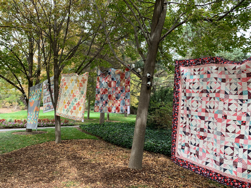 Garden of Quilts - Quilt Show in Utah, USA