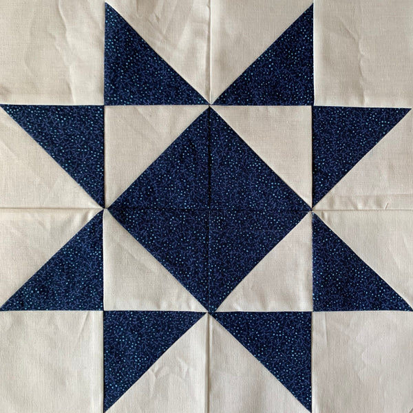 How to Make the Ohio Star Quilt Block - Technique Tuesday