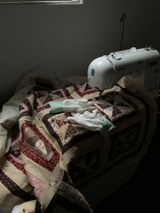 Sewing Machine Waiting for me