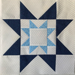 Rising Star Quilt Block Tutorial