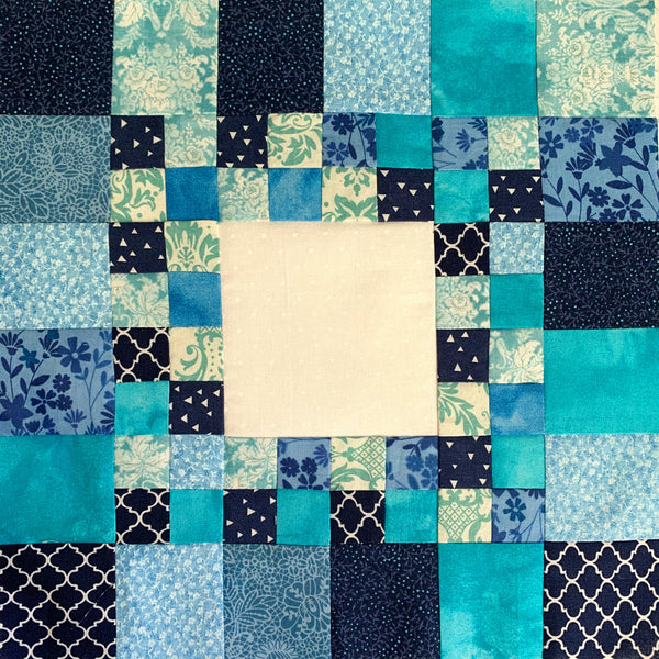 How to Make the Medallion Quilt Block