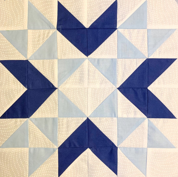 How to Make the Wyoming Valley Quilt Block