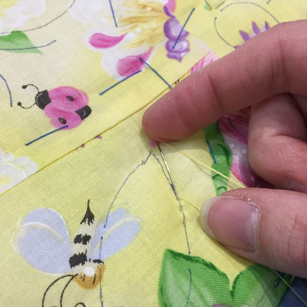 Technique Tuesday - Hand Quilting