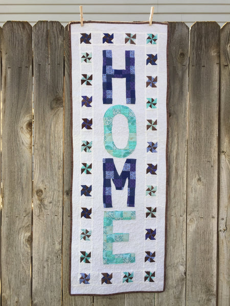 Weekly Update - Love At Home Wall Hanging and other things!