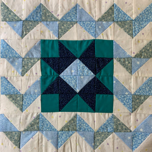 Windy Night Quilt Block