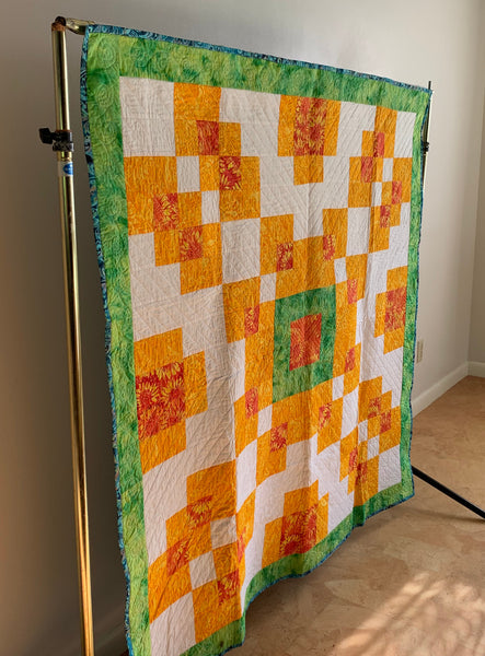 Adding a Hanging Sleeve to a Quilt -Technique Tuesday