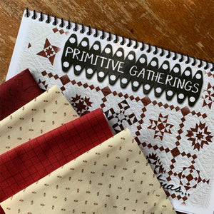 Primitive Gatherings Block of the Month