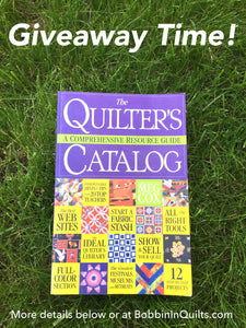 The Quilters Catalog by Meg Cox