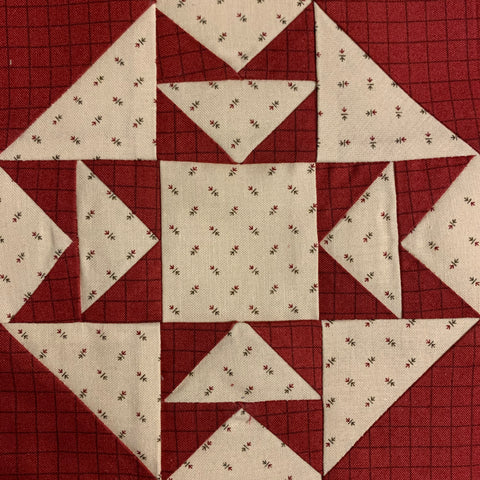 BOM from my local quilt guild
