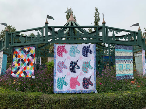 The carousel of quilts
