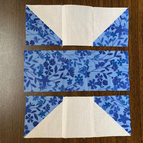 Making the Spool Quilt Block