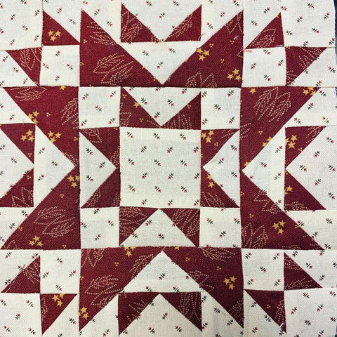 Block from the pattern