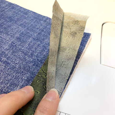 Double faced Binding