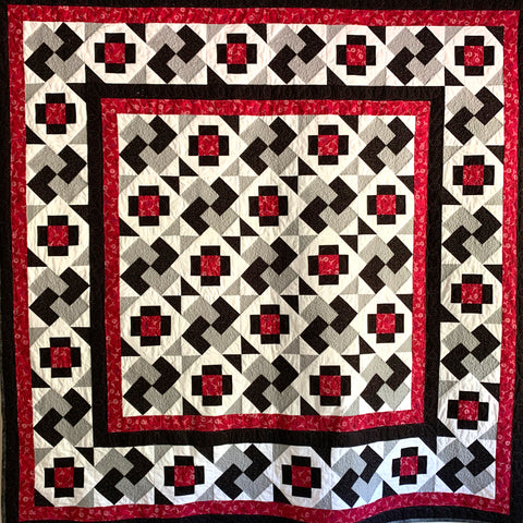Not-So-Tricky Quilt Pattern