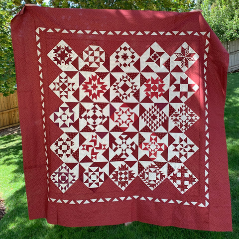 Magic Of Christmas Quilt