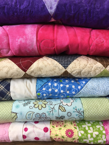 Folded Quilts