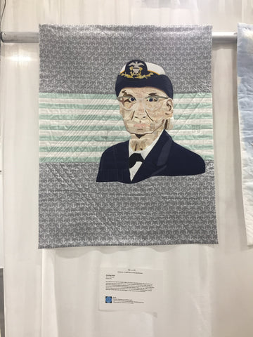 Grace Hopper Quilt