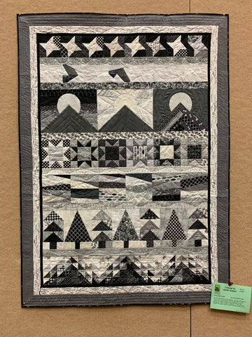 Tribute to Ansel Adams by Karen Laws