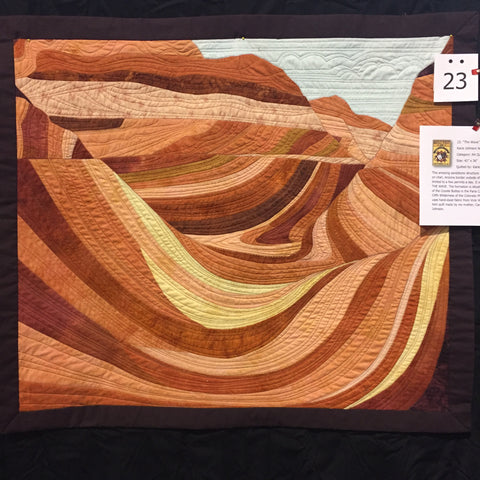 Quilts on Display at Utah Quilt Guild Quilt Fest