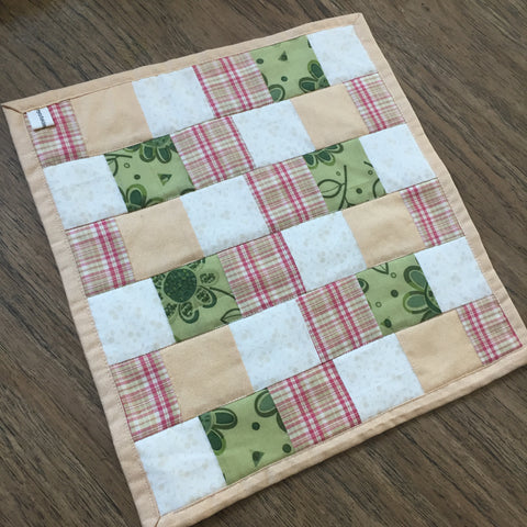 Alternate Fall Mini Quilt