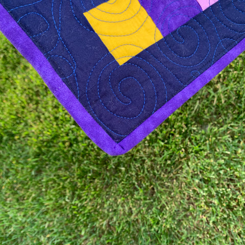 Binding on the Galaxy Quilt