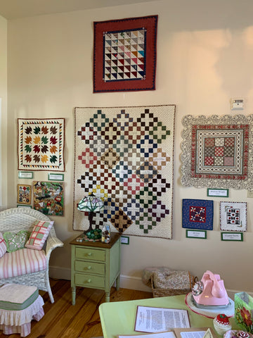 Presidents Office at Utah Quilt Guild
