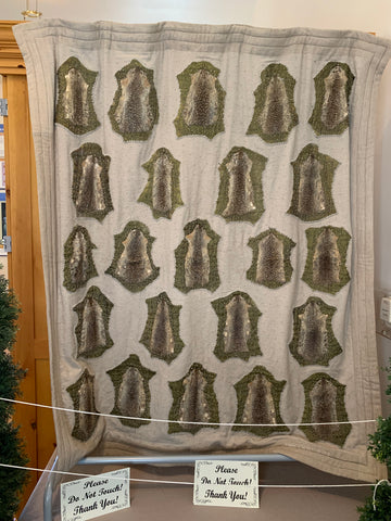 Squirrel Quilt