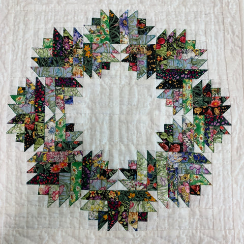 Paper Piecing Project Example