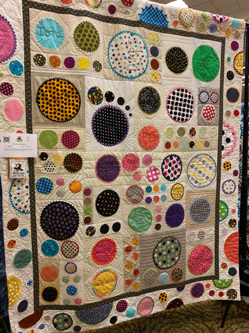 Spots, Dots, Tittles, and Jots Quilt