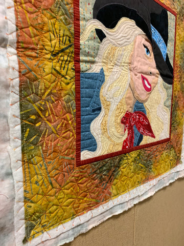 Quilt by Charlotte Wahr Anderson