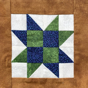 HIckory Dickory Dock Row/Mini Quilt/Wall Hanging - Digital Download