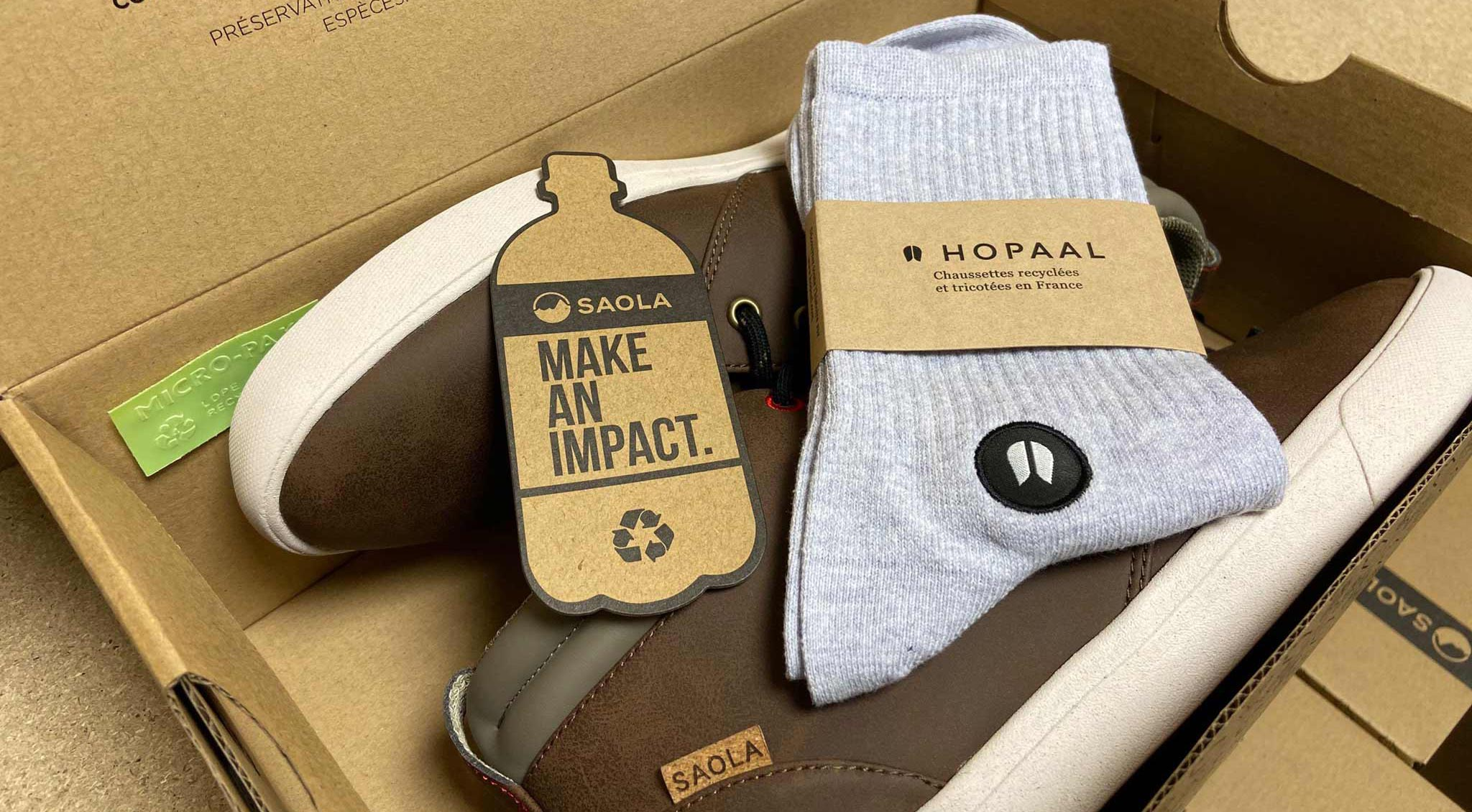Chaussettes Hopaal offertes