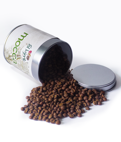 Mocca 100gr. (Roasted Coffee)