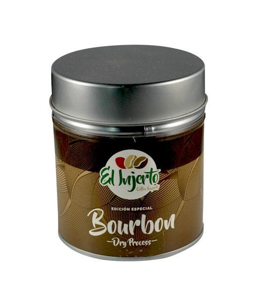 Bourbon -Dry Process- Jar 250gr