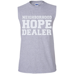 Neighborhood Hope Dealer Men's Sleeveless T-Shirt