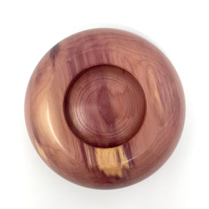Aromatic Eastern Red Cedar bowl