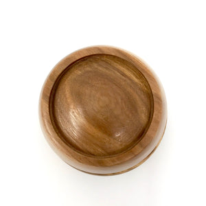 Small Red Elm Bowl