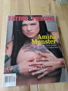 Tattoo and Piercing Magazine - Premier Issue 2005