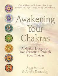 Awaken your chakras...A Magical Journey of Transforamtion Through your Chakras