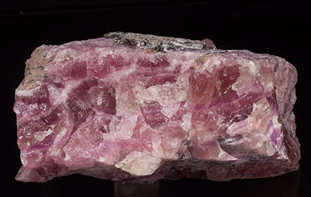 Rare Cobaltoan Calcite Raw Chunks