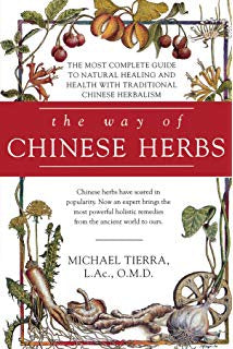 The Way of Chinese Herbs - Micheal Tierra