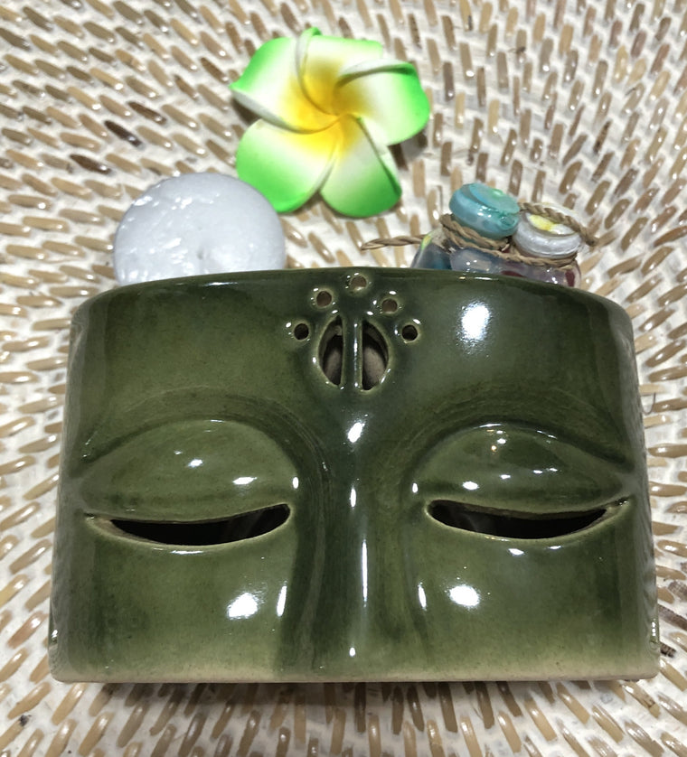 Eye of Buddha Ceramic Essential Oil Burners