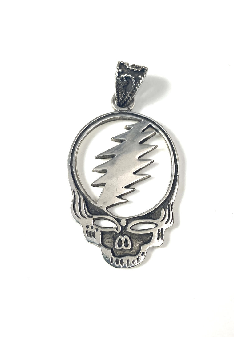 Grateful Dead Steal You Face Pendant