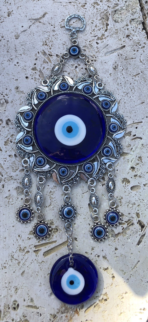 Evil Eye Mandala Wall Hangings