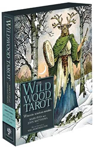 Wildwood Tarot deck