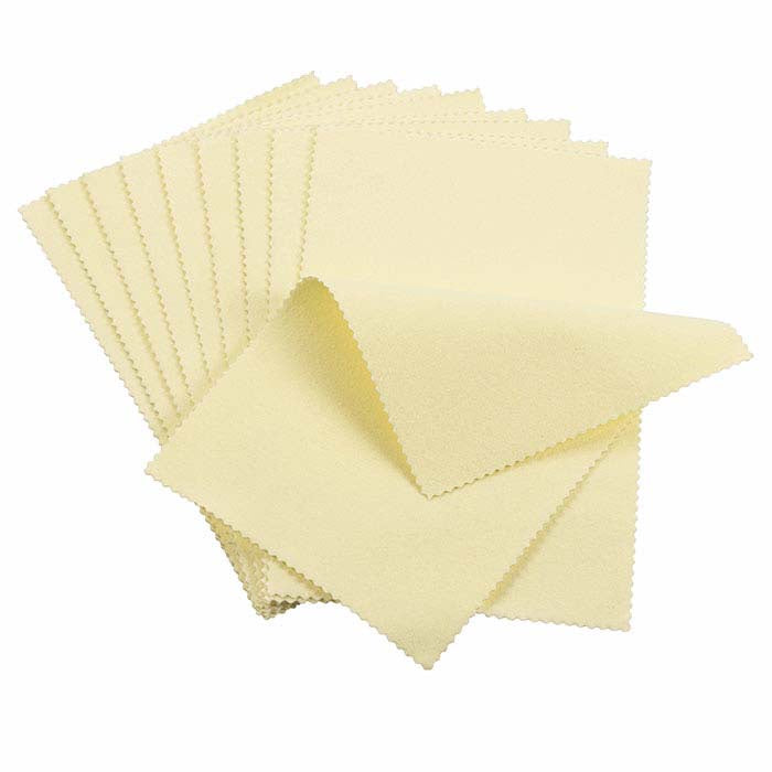 Sunshine Jewelry Polishing Cloth- for all Metals