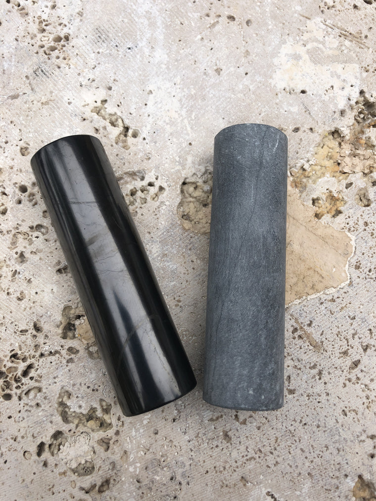 Shungite and Steatite Harmonizer sets